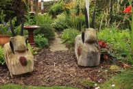 <h5>Maggie Duguid's Garden</h5>
